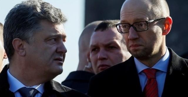Порошенко согласовал отставку Яценюка