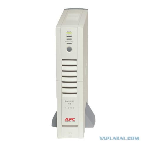 Продаю ИБП APC Back-UPS RS 1500VA 230V