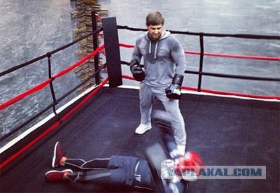 Кадыров протестировал Тимати и остался доволен