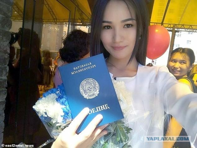 В Казахстане выпускница отказалась выходить за учителя, и тот её обезглавил