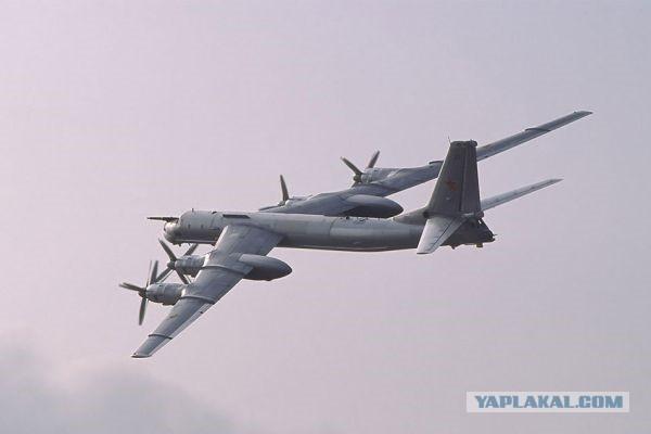 Российские бомбардировщики летят к США - Пентагон
