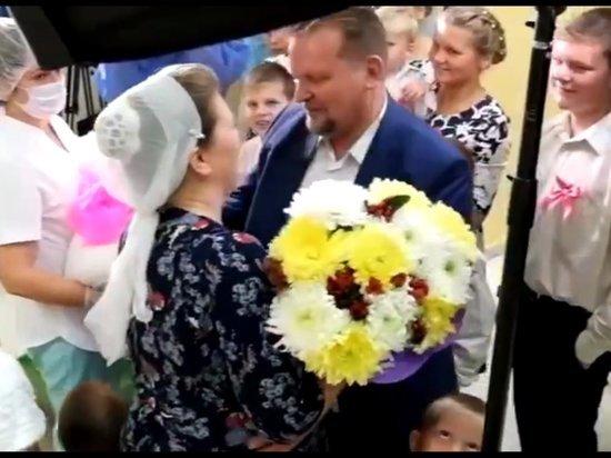 В московском роддоме женщина родила 14-го ребенка