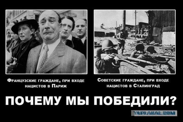Европа в годы немецкой оккупации