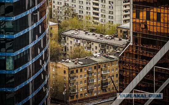 Мэрия Москвы опубликовала список попавших в программу сноса домов