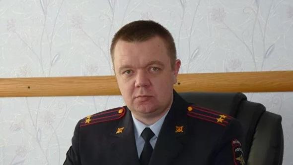 В Курской области задержали начальника полиции по подозрению в госизмене