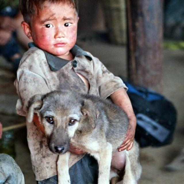 Трогательные фото со всего мира