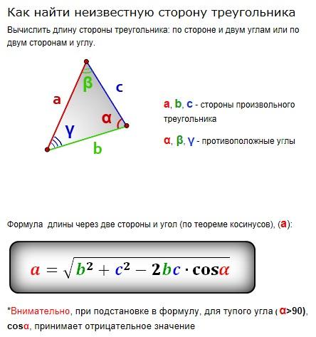 вычислить уравнение сторон треугольника онлайн вычитала термобелье