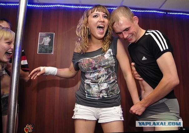 Виновные в разврате в омском клубе найдены