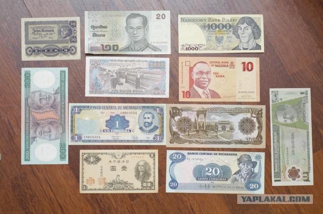 Продам монеты и боны