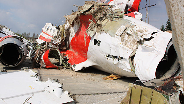 Польша обвинила российских диспетчеров в провоцировании крушения Ту-154