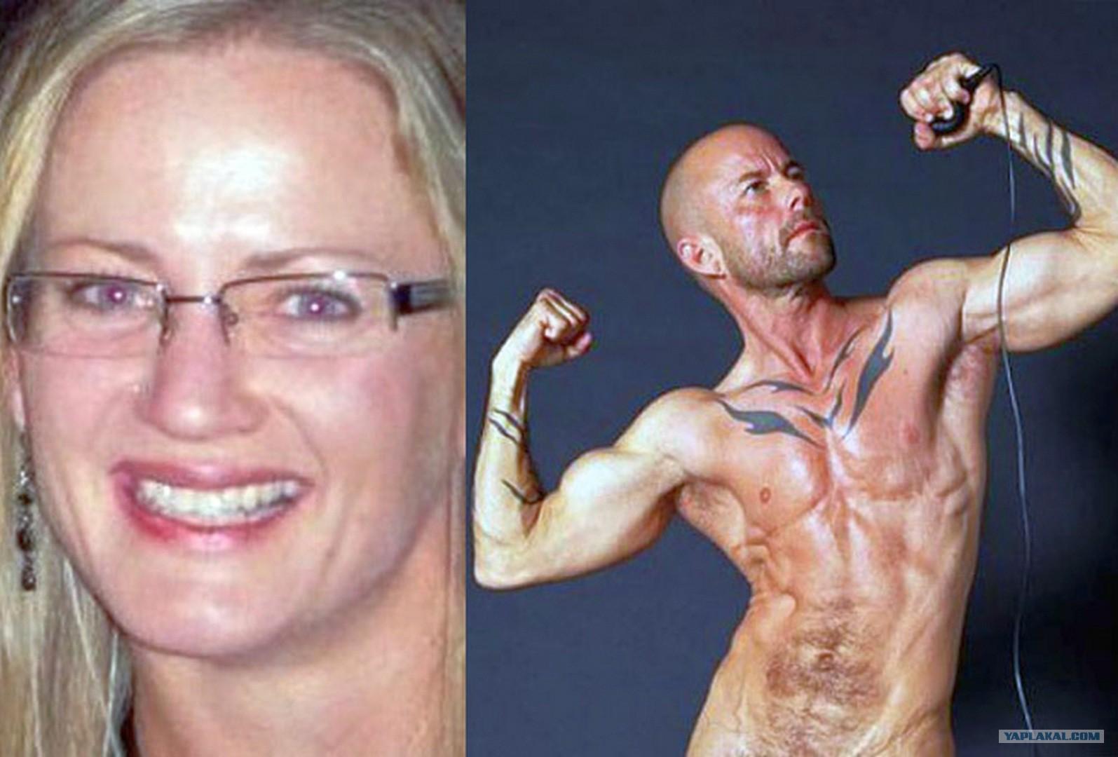 Самые известные трансвеститы 12 фотография