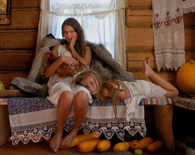 Девушки из провинции