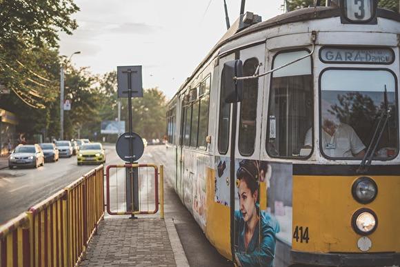 Рогозин объявил о создании в России медицинского беспилотного трамвая