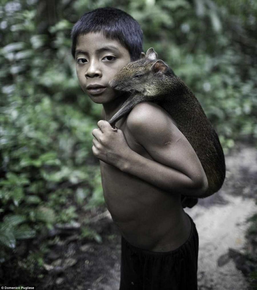 Тетка и племя фото 3 фотография