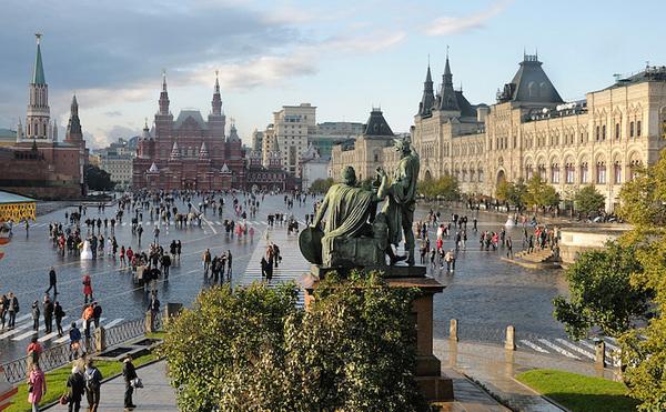 Европейцы о Москве: что бесит, что удивляет, а что вызывает зависть