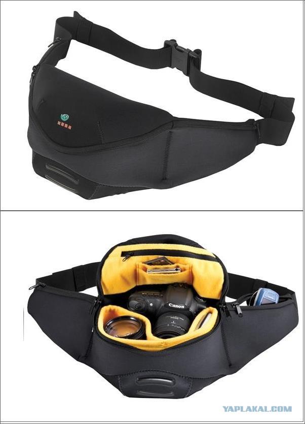 Пояс-сумка для фотокамеры