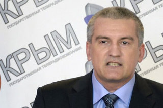 Суд постановил задержать премьера Крыма.