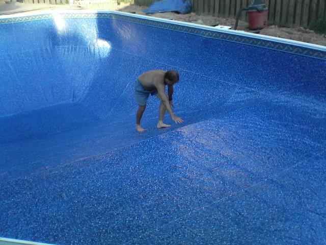 Как сделать бассейн домашним условия