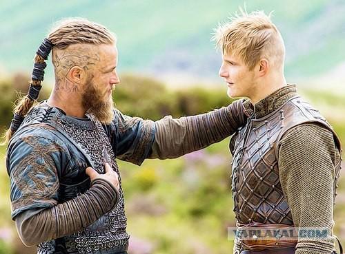 Прически как у викингов