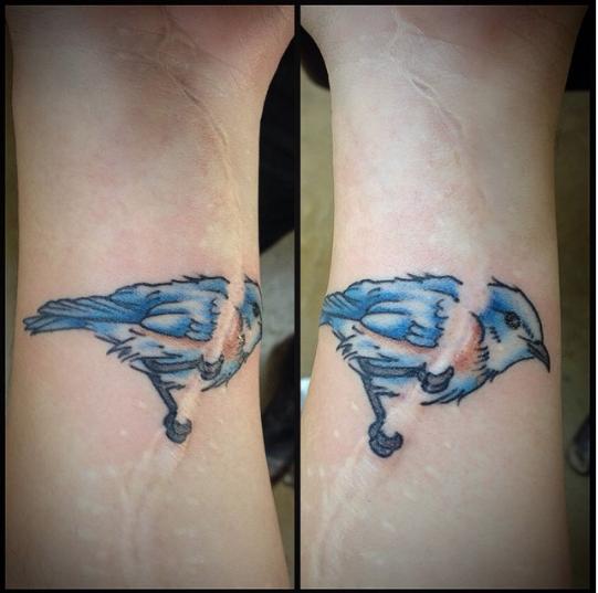 17 невероятных татуировок, которые превращают недостатки в достоинства