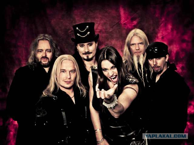 Nightwish и все все все
