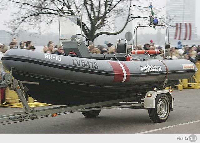 купить лодку в латвии