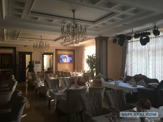 На днях слетал в Ташкент
