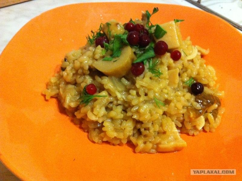 Жареная картошка с куриной грудкой на сковороде рецепт с фото