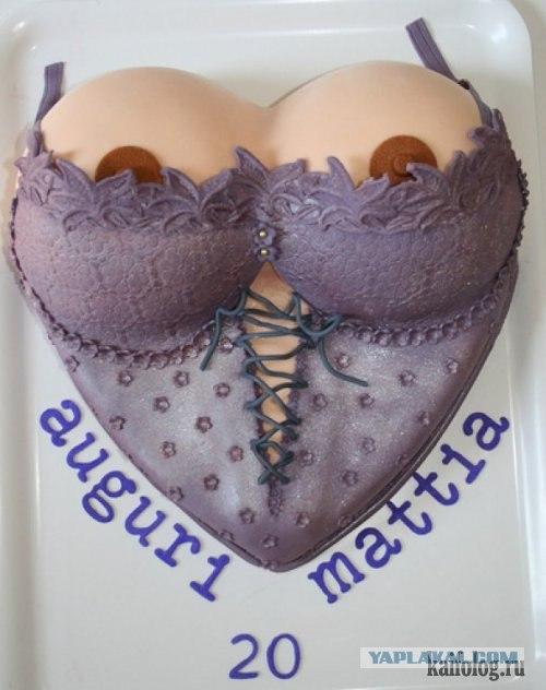 Торт голая грудь рецепт с фото статья