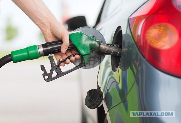 Рост цен на бензин ...