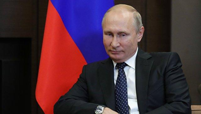 Путин рассказал о готовящейся налоговой реформе
