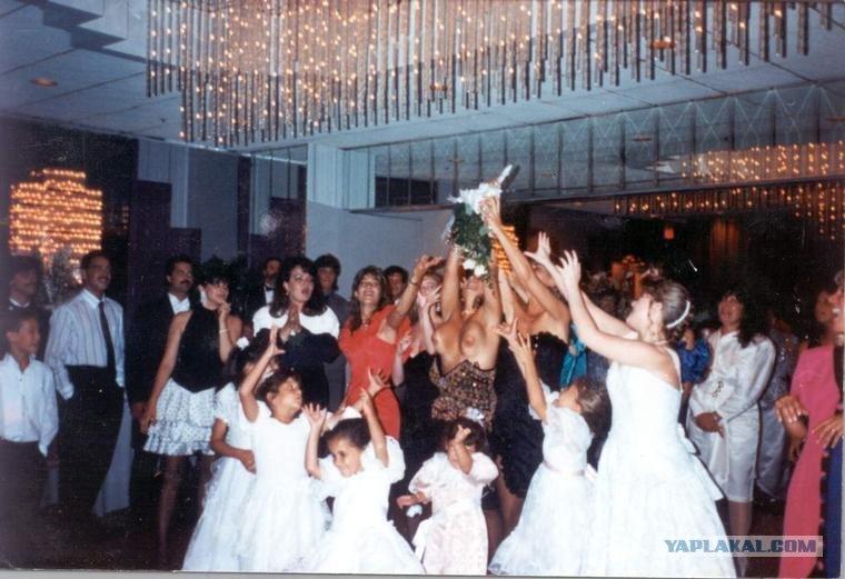Прикольные свадебные снимки (50 фото) - юмор, анекдоты, фотографии, игры.