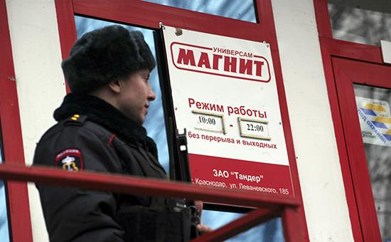 Директору магазина «Магнит» предъявили обвинение