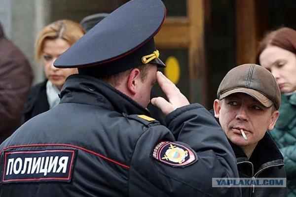 С 14 октября курить на улице будет запрещено. Совсем. Слышали новость?