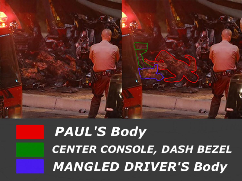 Пол уокер жив фото тела