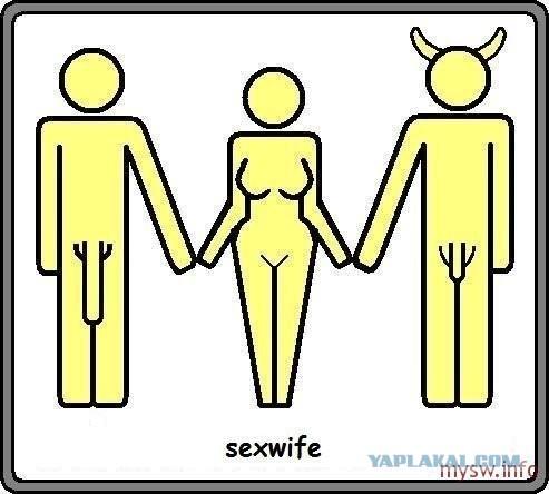 3Cuckold sexwife фотоколлажи