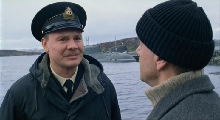 фильм с маратом башаровым про подводную лодку