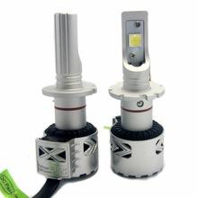Опыт использования светодиодных ламп H4