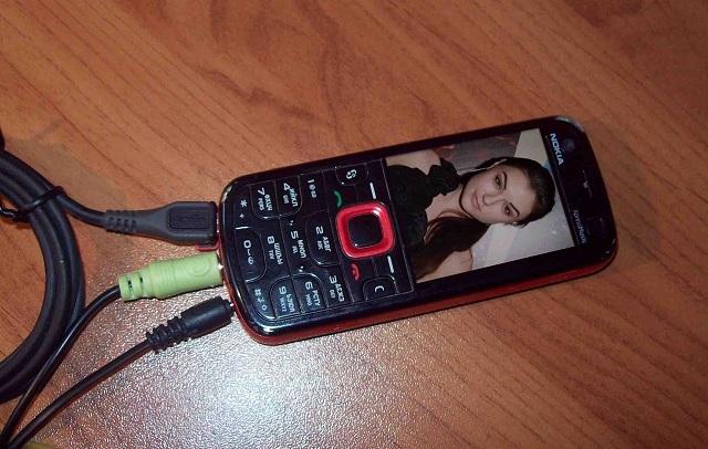 Презентация нового телефона