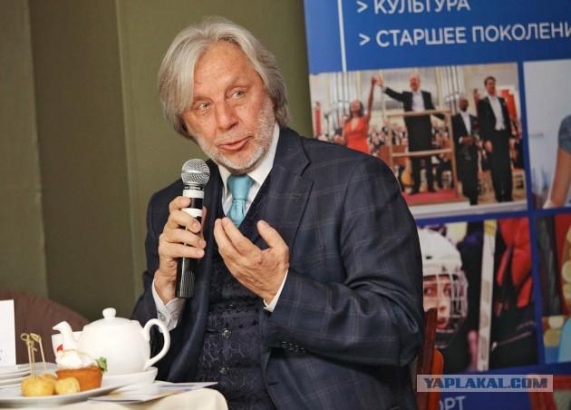 Сбежавший из России артист Владимир Назаров просит украинский паспорт.