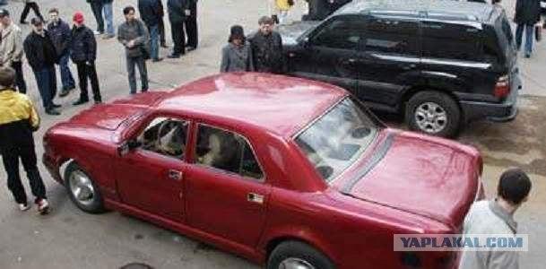 2410 d0 - Полный ГАЗ!