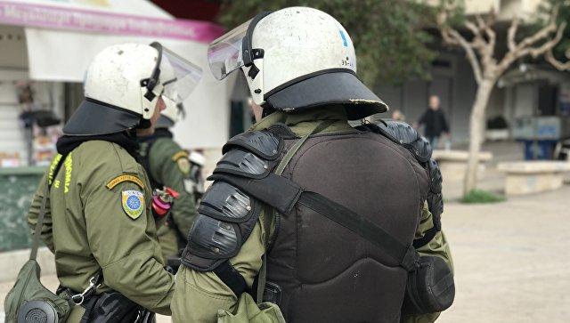 В Афинах украинские болельщики напали нароссиян