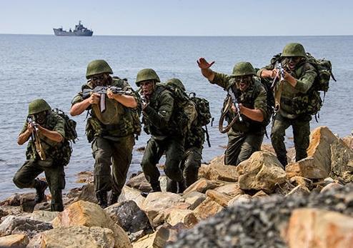 Объявлена внезапная проверка войск ЮВО, ЗВО, ВДВ и морской пехоты