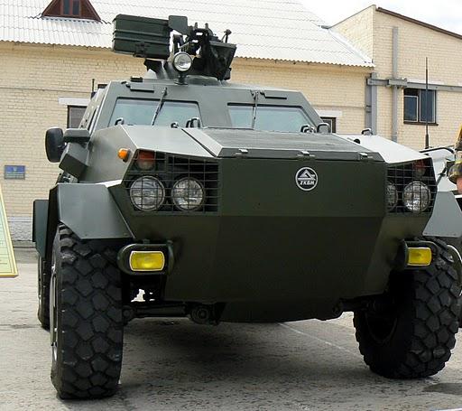 """Армия и Нацгвардия получат на вооружение 200 бронемашин """"Дозор-Б"""", - """"Укроборонпром"""" - Цензор.НЕТ 8265"""