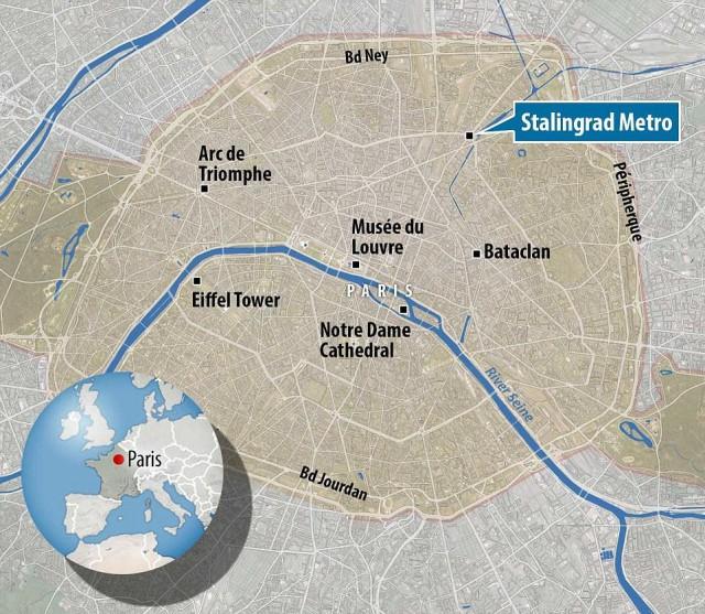 Сталинградская битва в Париже