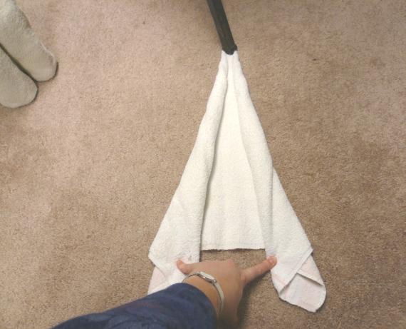 Как сделать полотенца своими руками