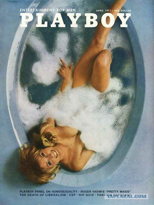 Стильные обложки Playboy
