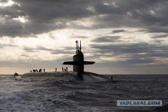 Подлодка у Швеции: Это не Курск-2, а провал НАТО