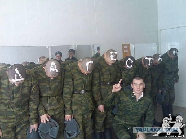 Дагестанские призывники не выполняют приказы