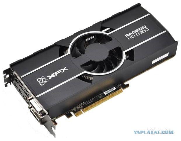 Продам ATI Radeon HD 6950 2048 Мб XFX (Москва)
